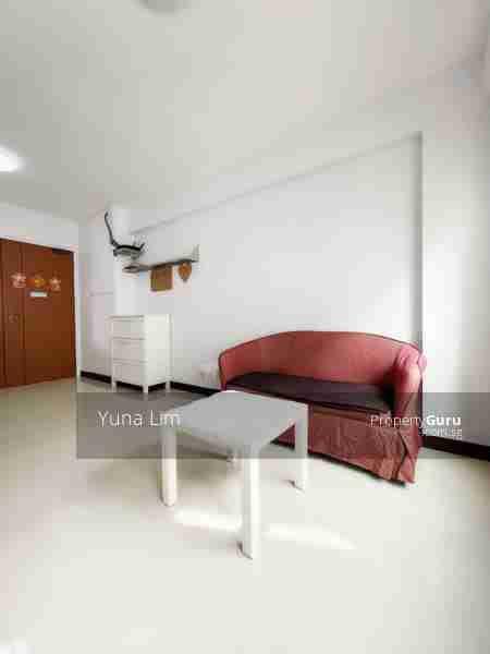 sengkang resale property 164B-Rivervale-Crescent Living Room