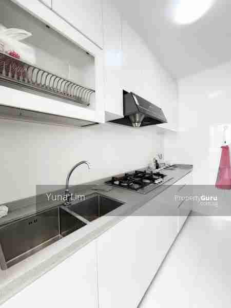 sengkang resale property 164B-Rivervale-Crescent kitchen