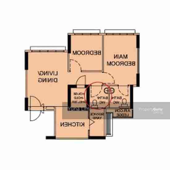 sengkang resale property 164B-Rivervale-Crescent Floor Plan