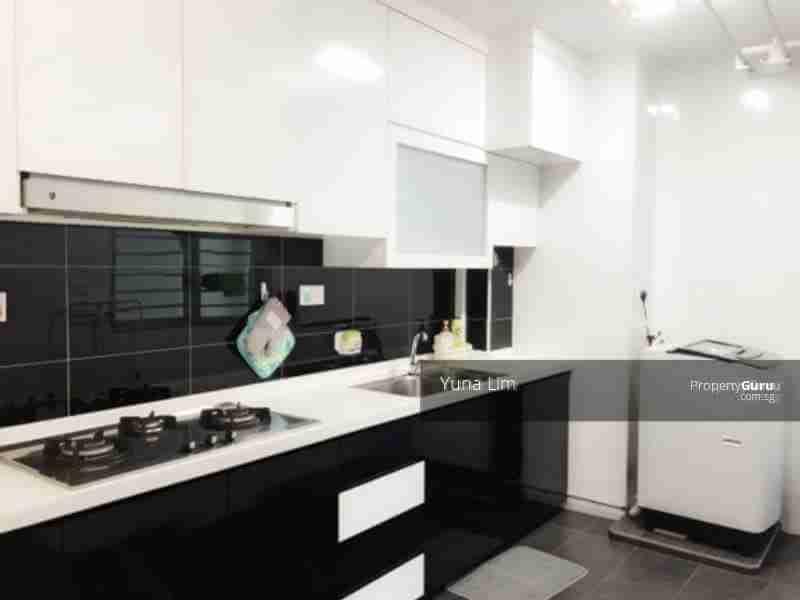 punggol resale property 203B-Punggol-Field Kitchen