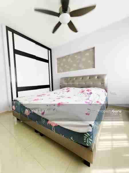 punggol resale property 266B-Punggol-way - Masterbed Room