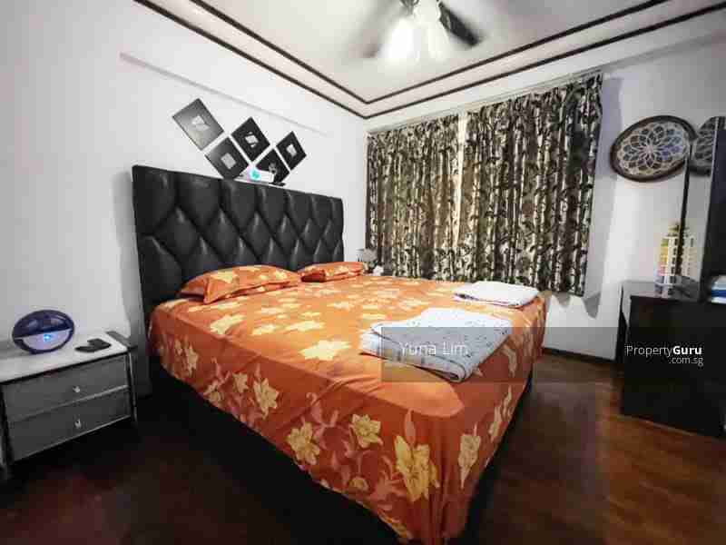 sengkang resale property 269B-Compas9svale-Link Masterbed Room
