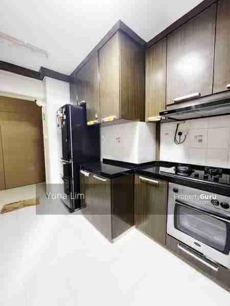 sengkang resale property 269B-Compas9svale-Link Kitchen