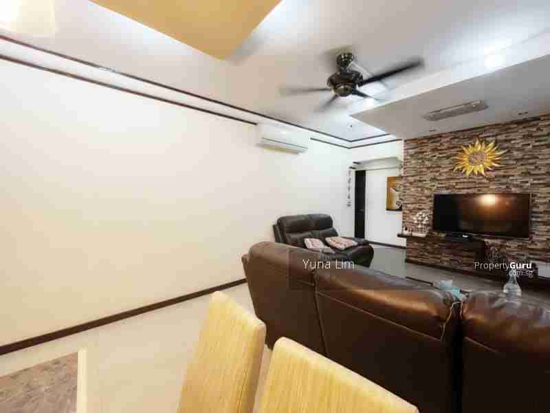 buy and sell property 269B-Compassvale-Link Living Room Corner View