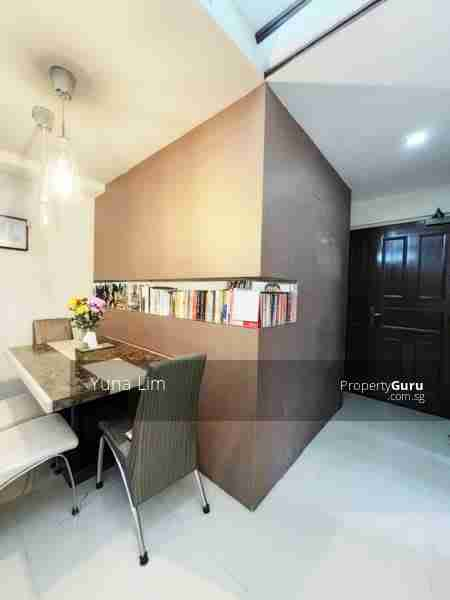 buy and sell property 269B-Compassvale-Link Living Room