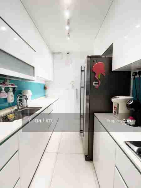punggol resale property - 308c punggol - Kitchen