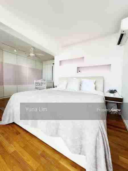 punggol resale property - 308c punggol - Masterbed Room side view