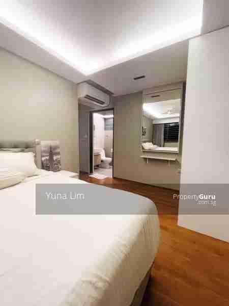 punggol resale property 310A-Punggol-Walk Masterbed Room Toilet View