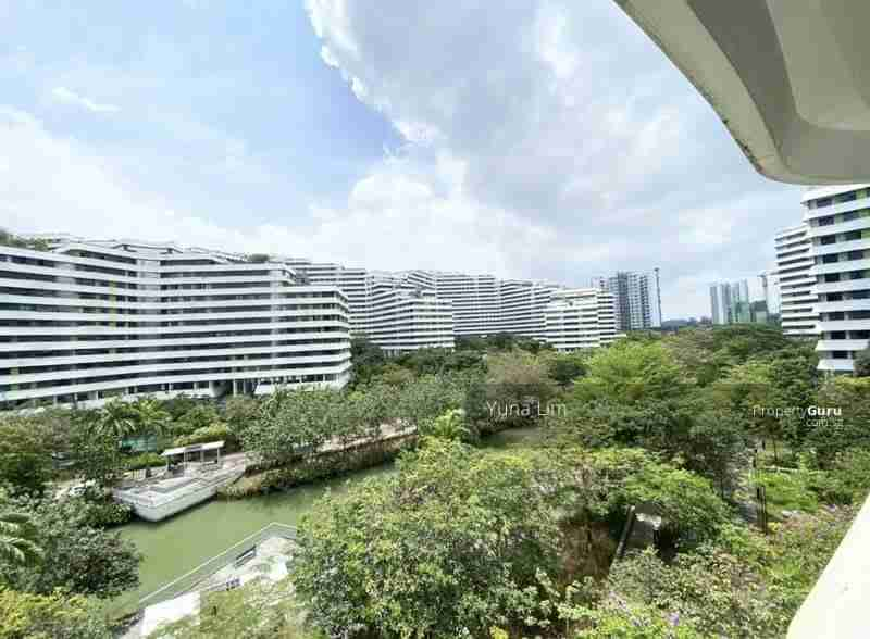 punggol resale property 310A-Punggol-Walk topview