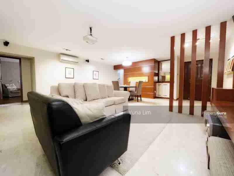 sengkang resale property - 324B-Sengkang-East - Living Room sofa View