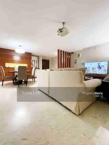 sengkang resale property - 324B-Sengkang-East - Living Room Corner View