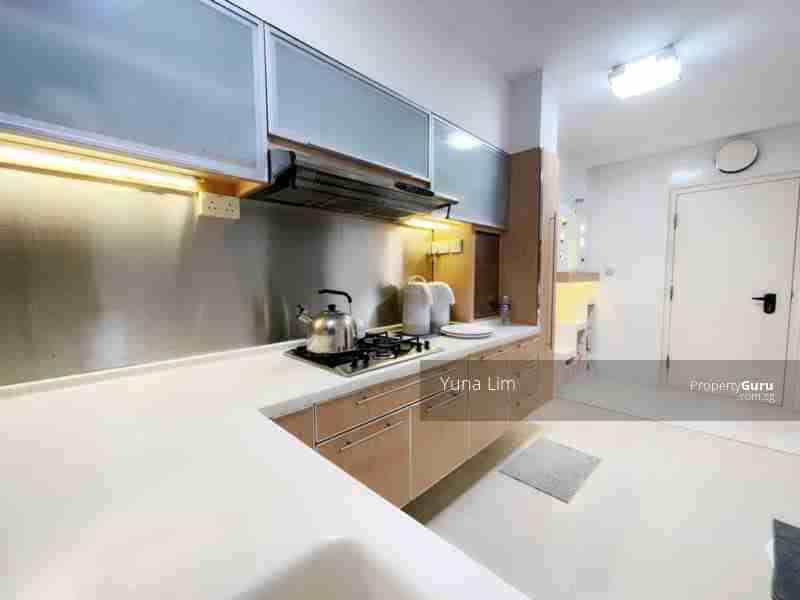 sengkang resale property - 324B-Sengkang-East - Kitchen Cooking