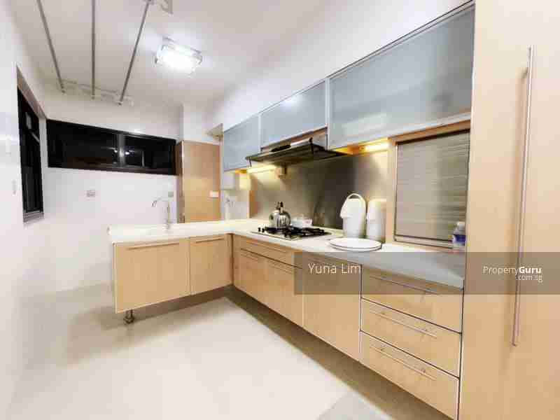 sengkang resale property - 324B-Sengkang-East - Kitchen Layout