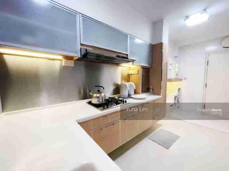 sengkang resale property - 324B-Sengkang-East - Kitchen side view