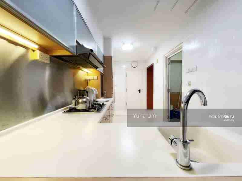 sengkang resale property - 324B-Sengkang-East - Kitchen full view