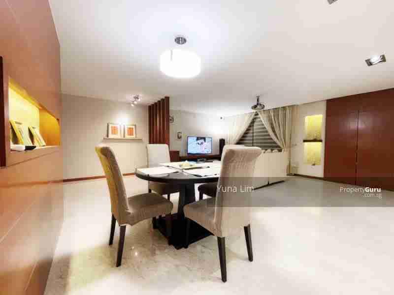 sengkang resale property - 324B-Sengkang-East - Living Room - Tables