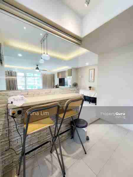 sengkang resale property 469B-Sengkang-West-Way - Kitchen View