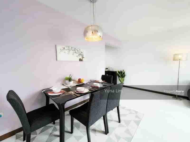 punggol property 612A-Punggo4l-Drive-Singapore Dinning Table