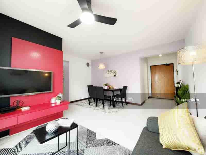 punggol property 612A-Punggo4l-Drive-Singapore Living Room side