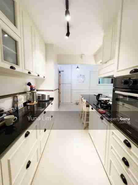 punggol resale property - 673B-Edgefield-Plains - Kitchen Full View