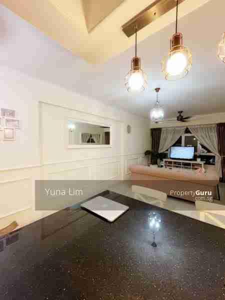punggol resale property - 673B-Edgefield-Plains - Tables