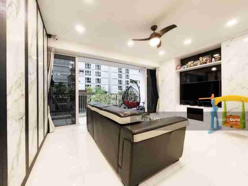punggol resale property - Ecopolitan - Living Room window view