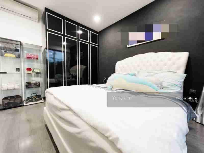 punggol resale property - Ecopolitan - Masterbed room side view