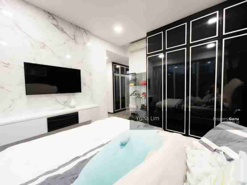 punggol resale property - Ecopolitan - Masterbed room corner view