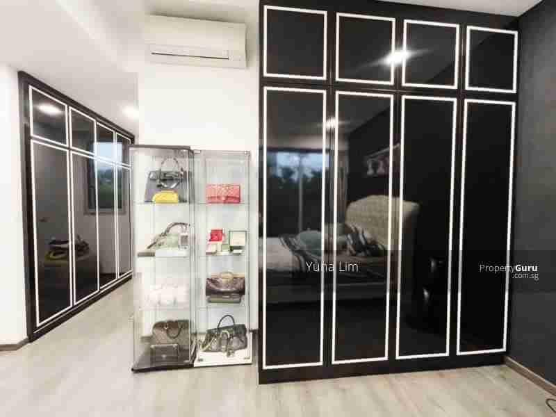 punggol resale property - Ecopolitan - Cupboard view