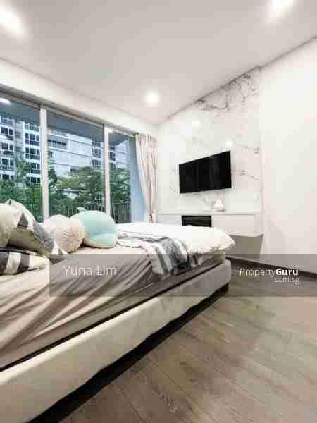 punggol resale property - Ecopolitan - Room TV View