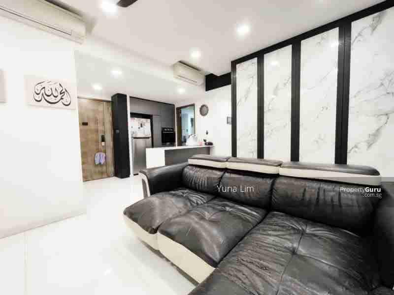 punggol resale property - Ecopolitan - Living Room