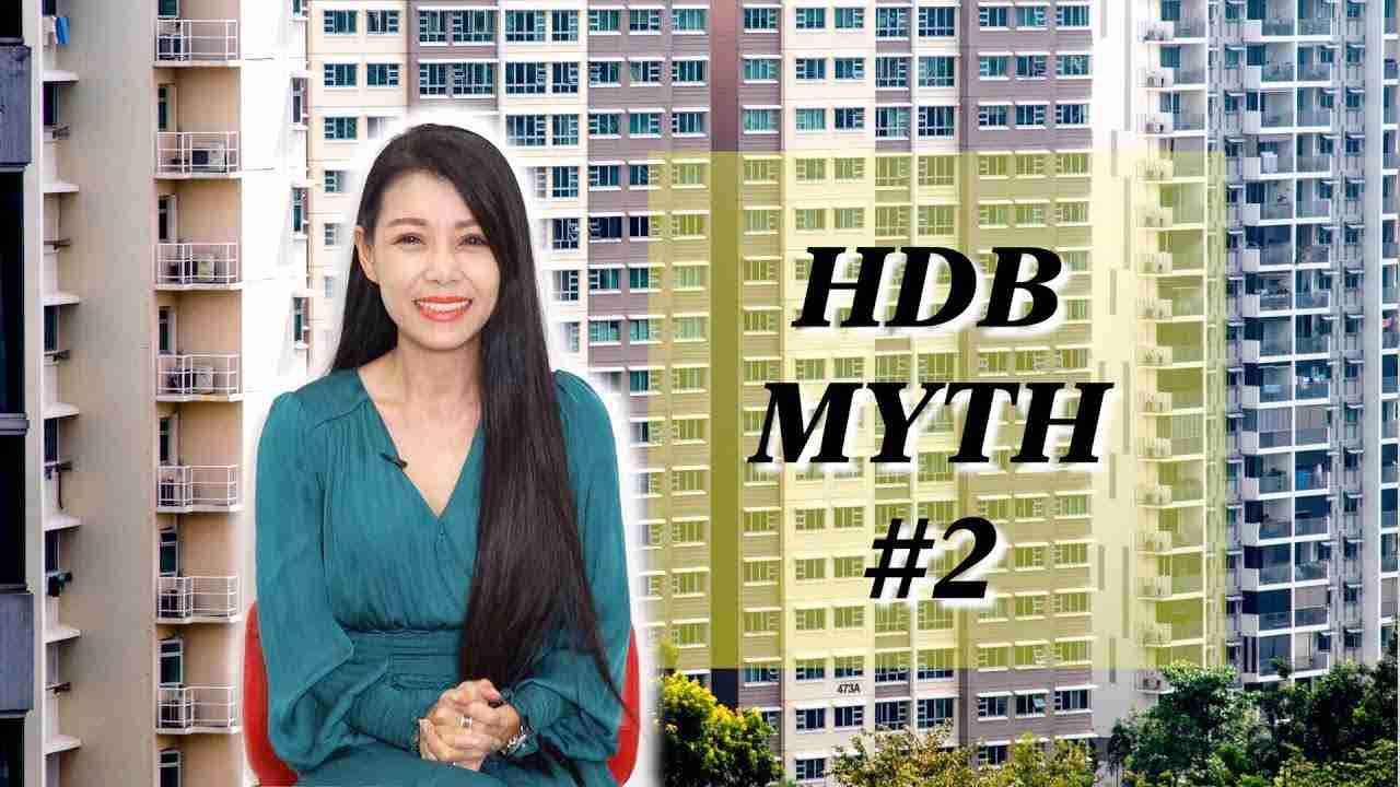 property agent in singapore Episode 2 of 5 Myths Of Selling Your HDB Flat