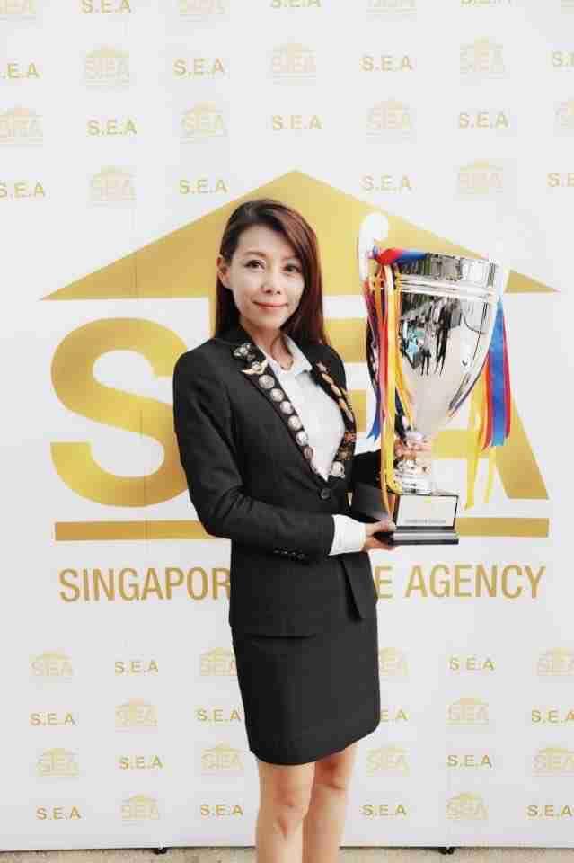 top property agent yuna winner champion