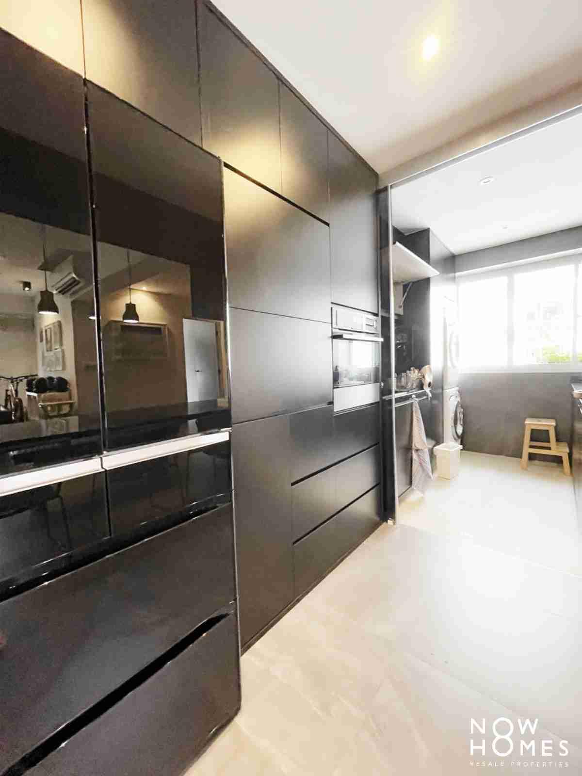 sengkang resale property - 288 compassvale - Kitchen