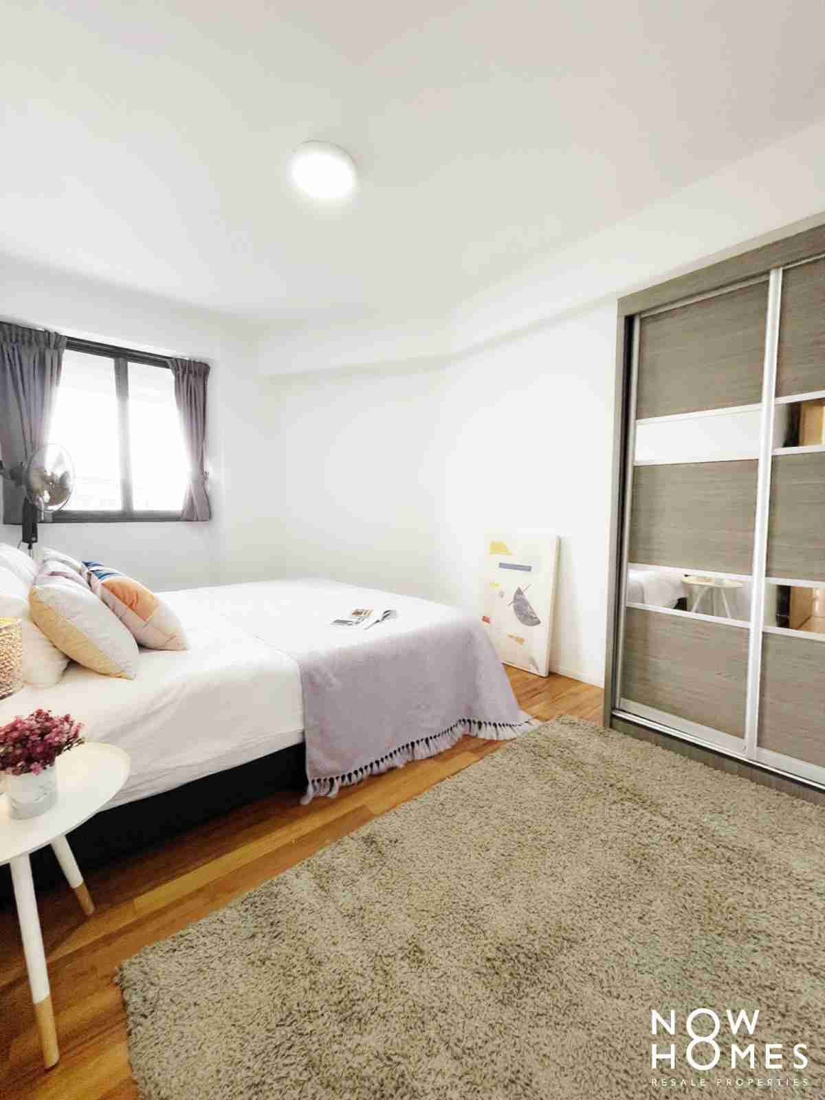punggol resale property - 310B Punggol Walk - Master Room Long View
