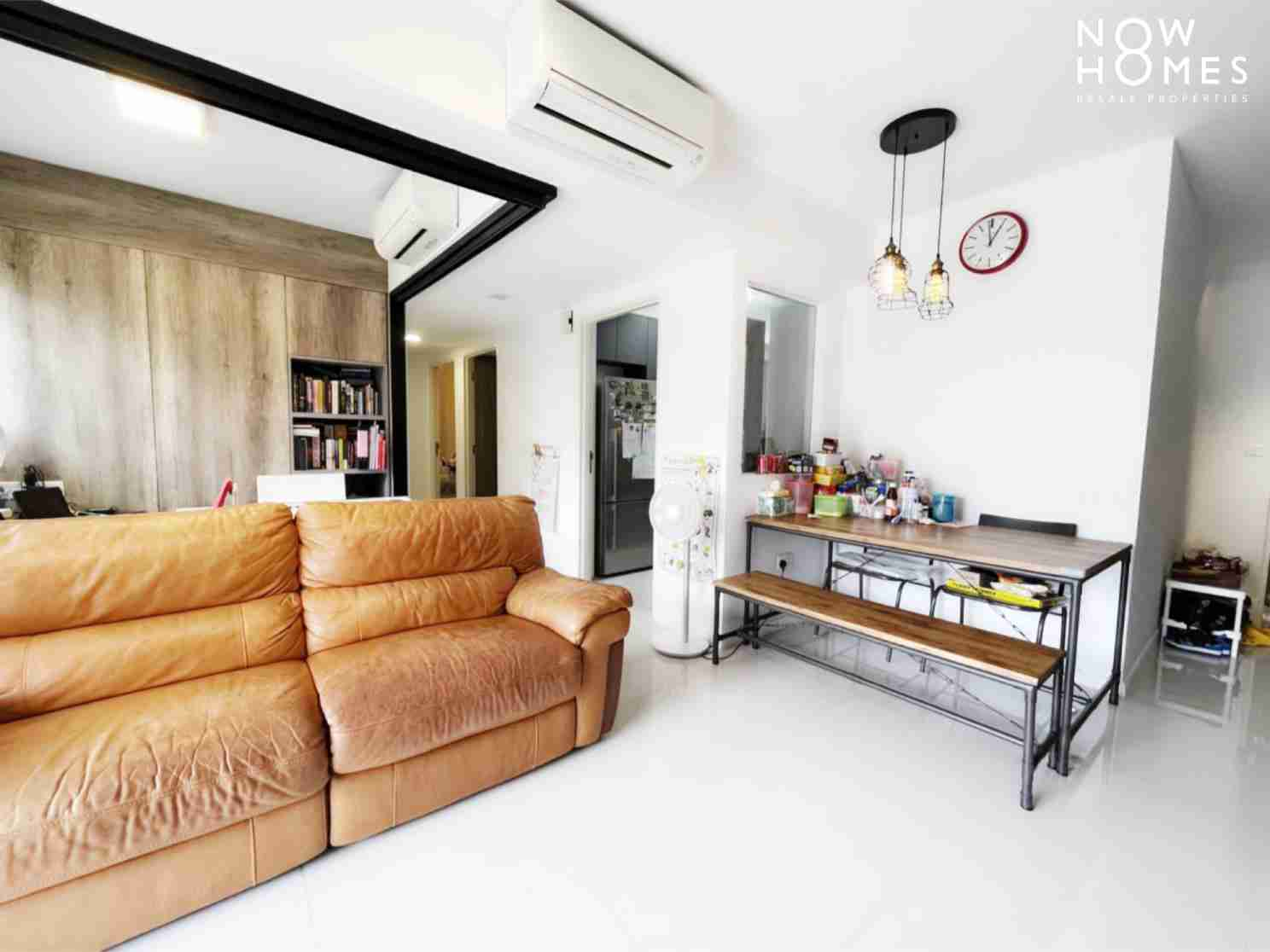 buy and sell property - 530C Pasir Ris Drive 1 - Living Room Side View