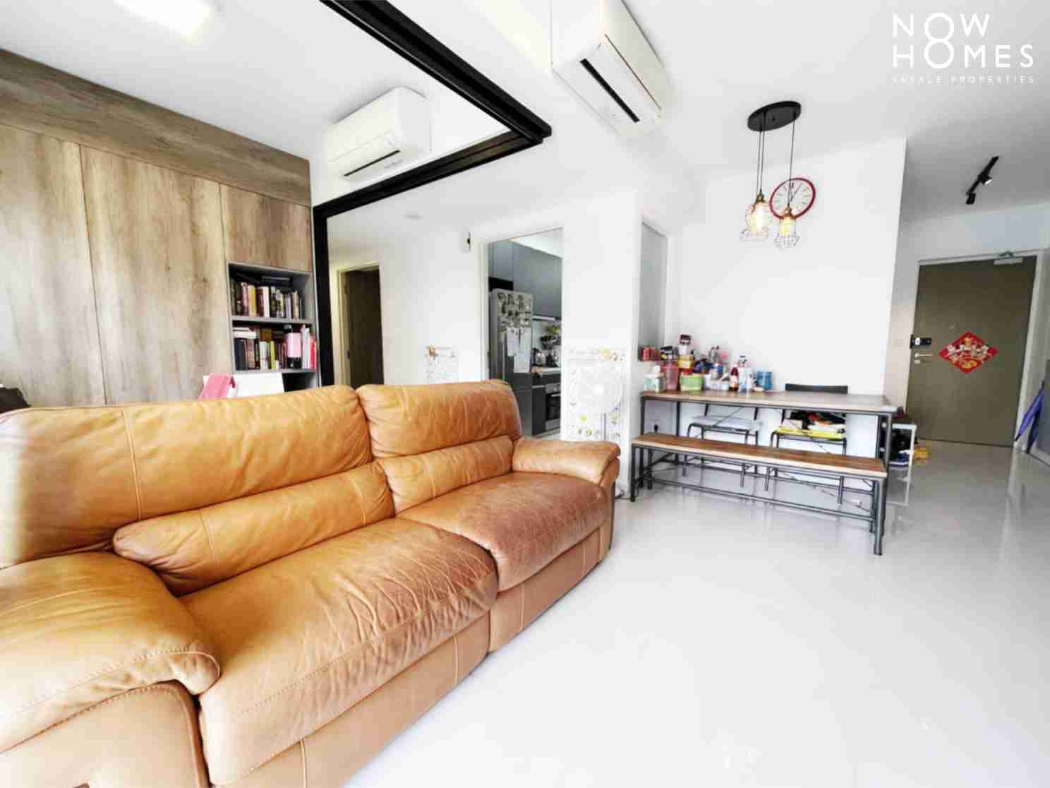 buy and sell property - 530C Pasir Ris Drive 1 - Living Room Corner View