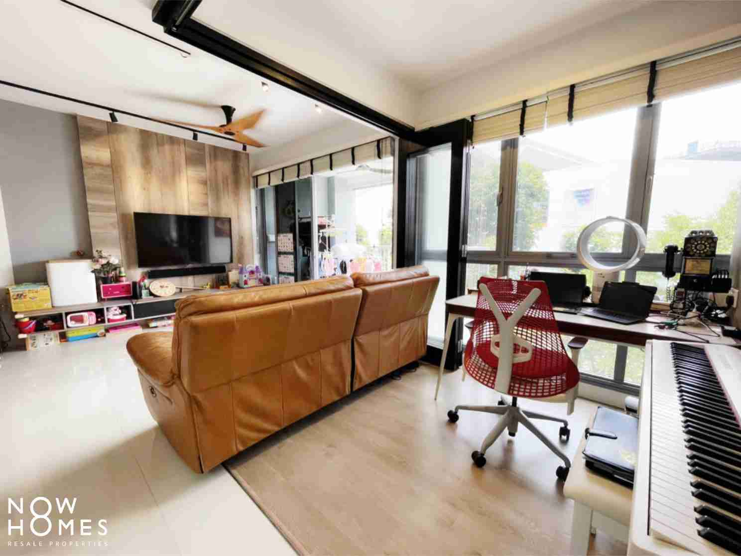 buy and sell property - 530C Pasir Ris Drive 1 - study Room different view