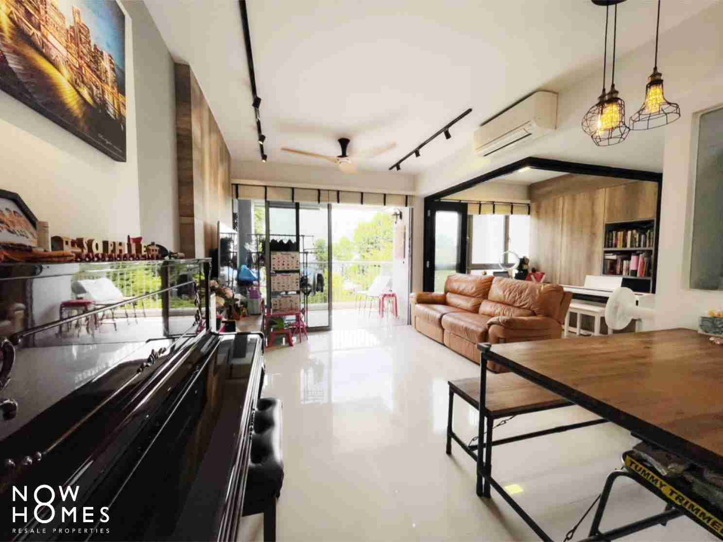 buy and sell property - 530C Pasir Ris Drive 1 - Living Room Hall another view