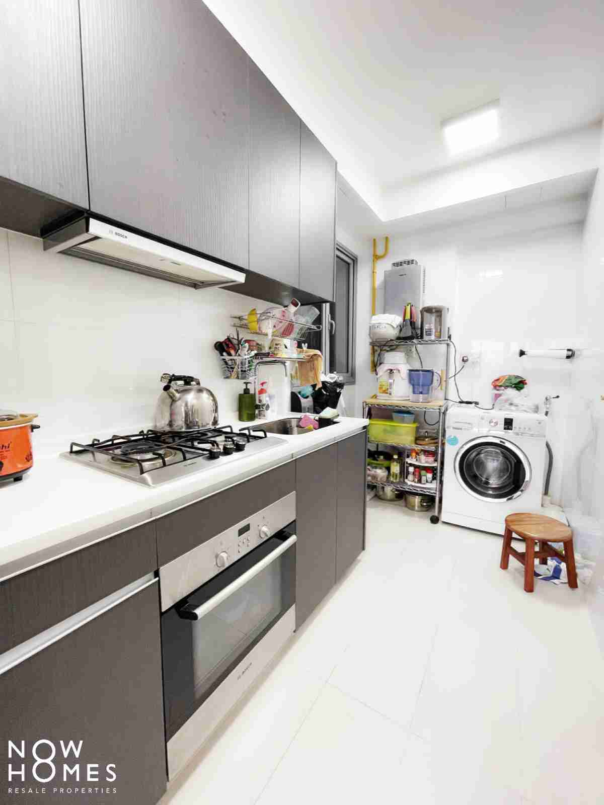 buy and sell property - 530C Pasir Ris Drive 1 - Kitchen