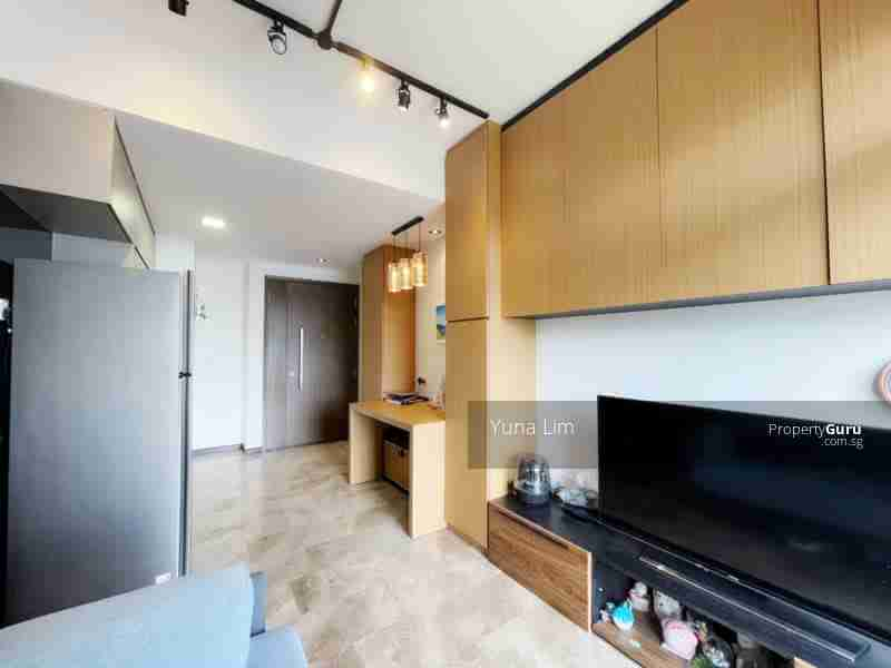 punggol resale property River-Isles - Living Room Top View