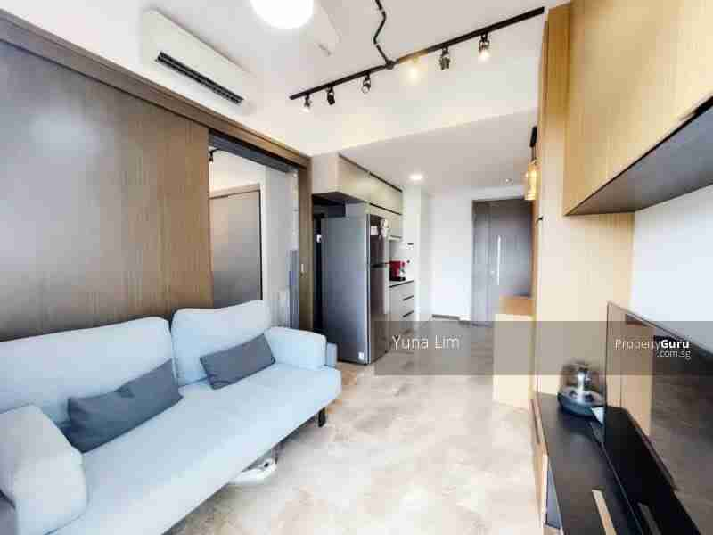 punggol resale property River-Isles - Living Room sideview
