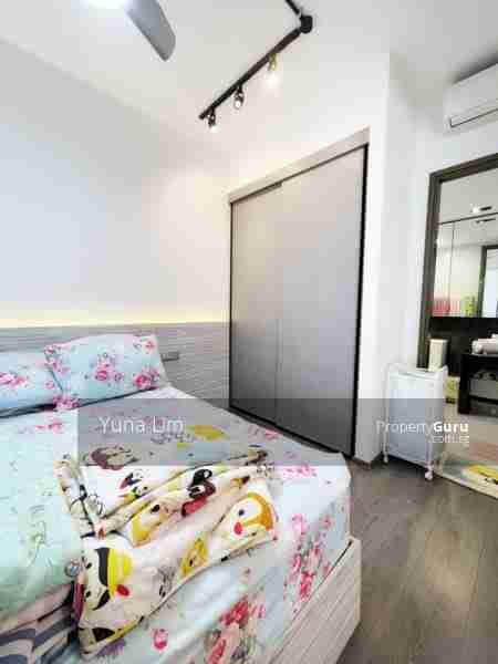 punggol resale property River-Isles - Masterbed Room