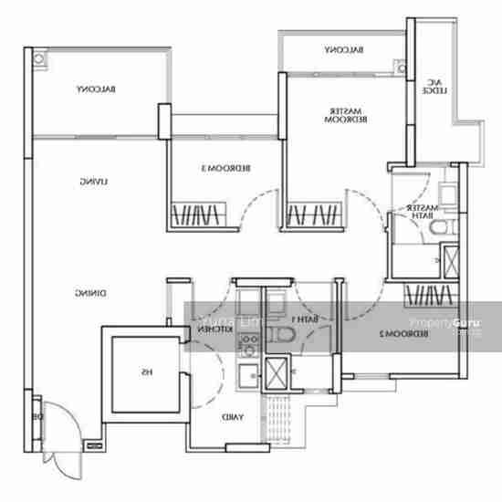 buy and sell property - 530C Pasir Ris Drive 1 - Floor Plan