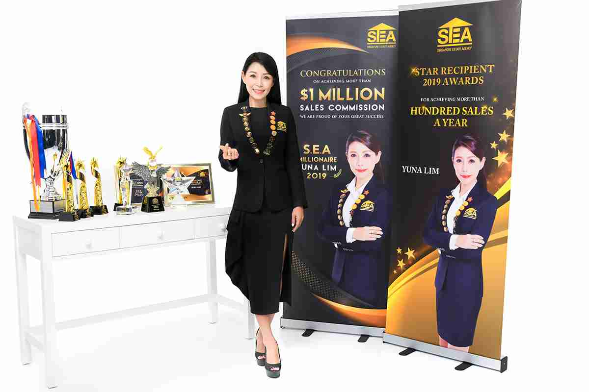 top property agent agent collection award 2019